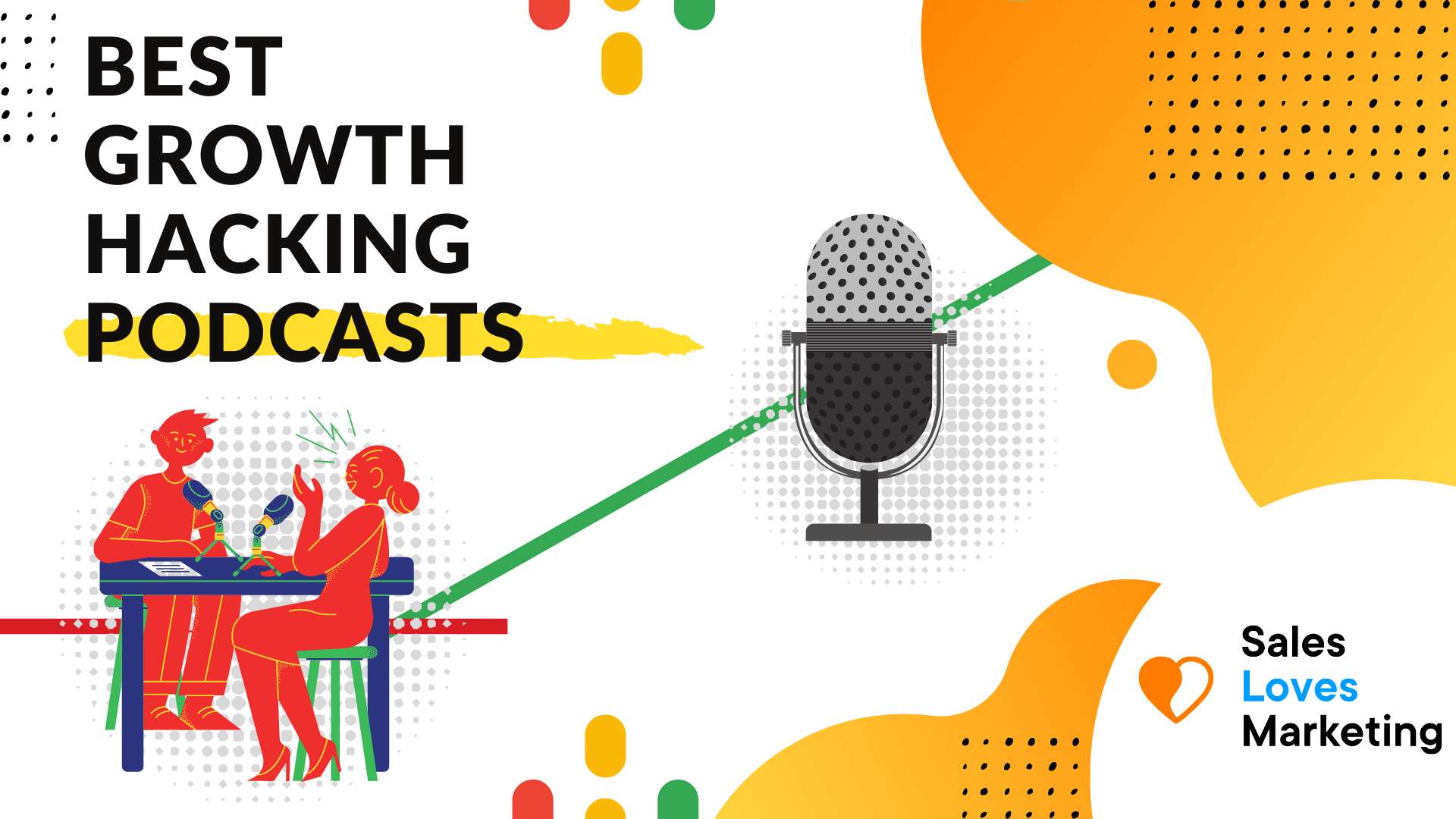 Best growth Hacking podcast for marketers