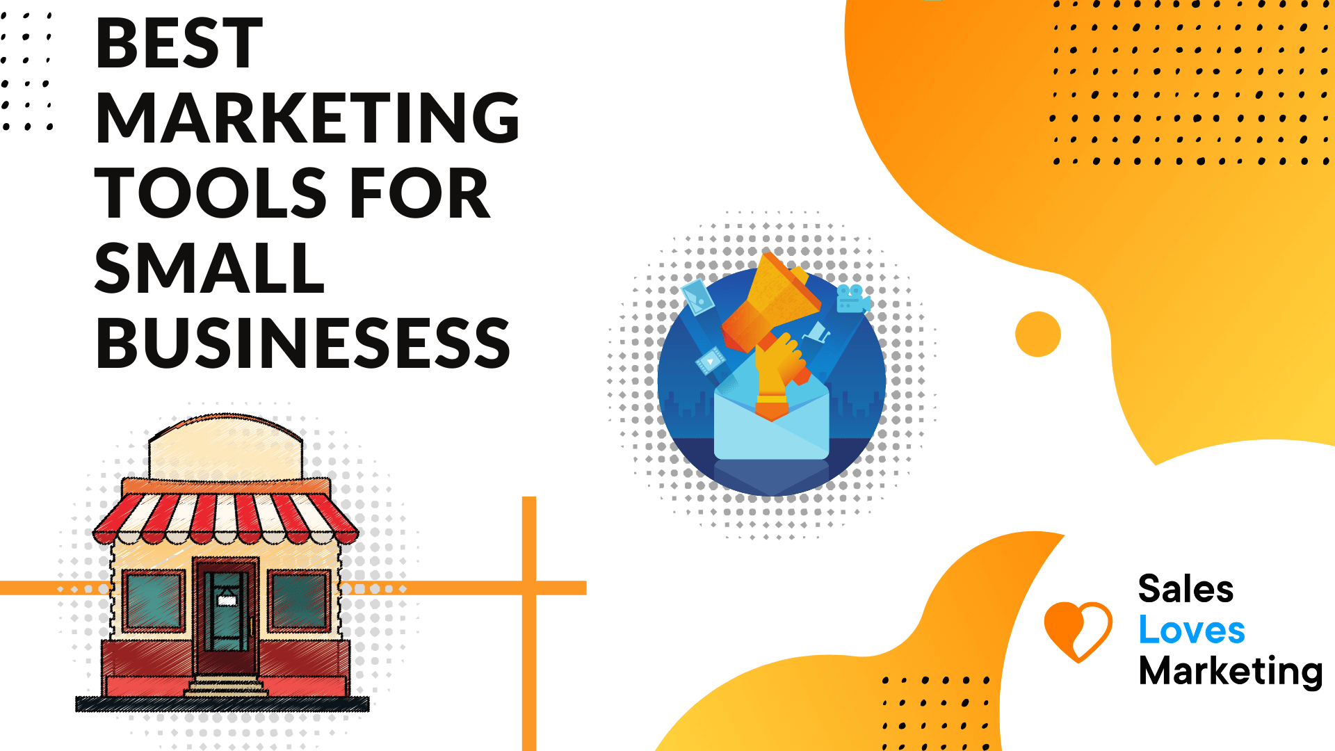 best marketing tools for small businesses