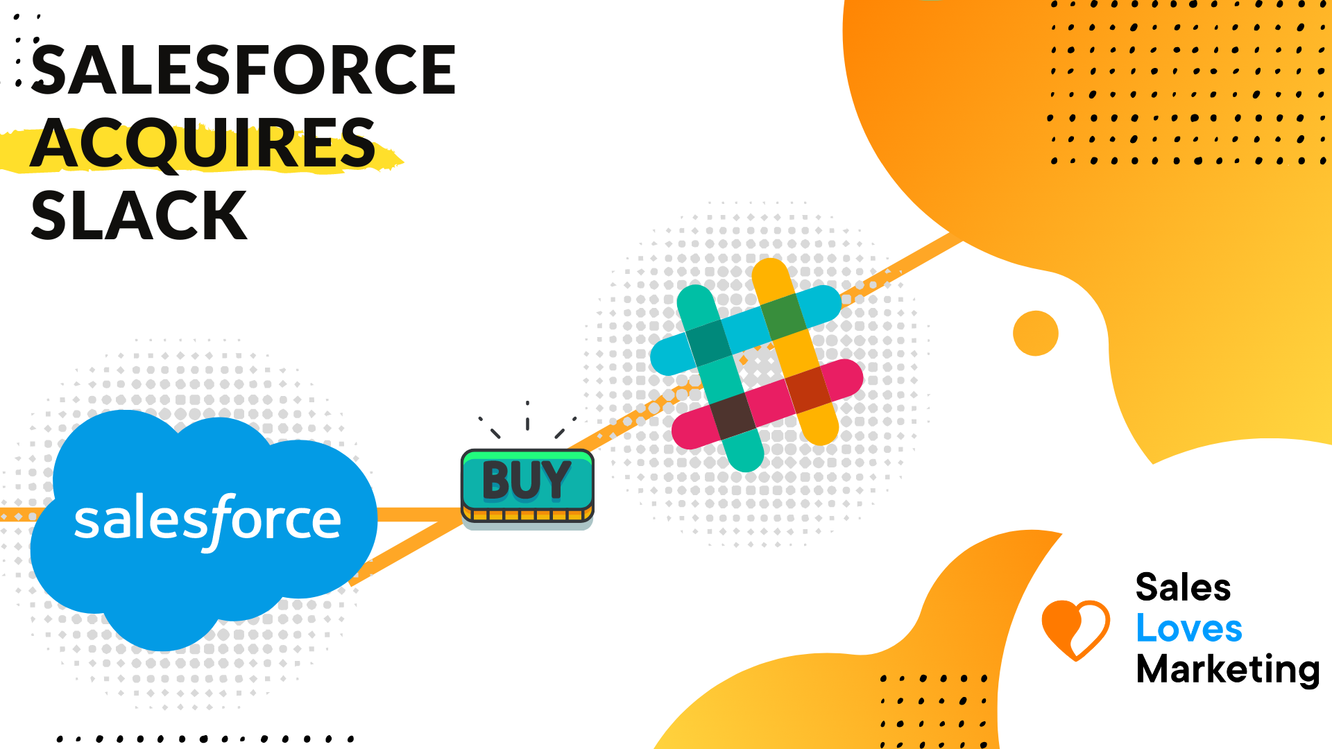 Salesforce acquisition on slack for $27 billion