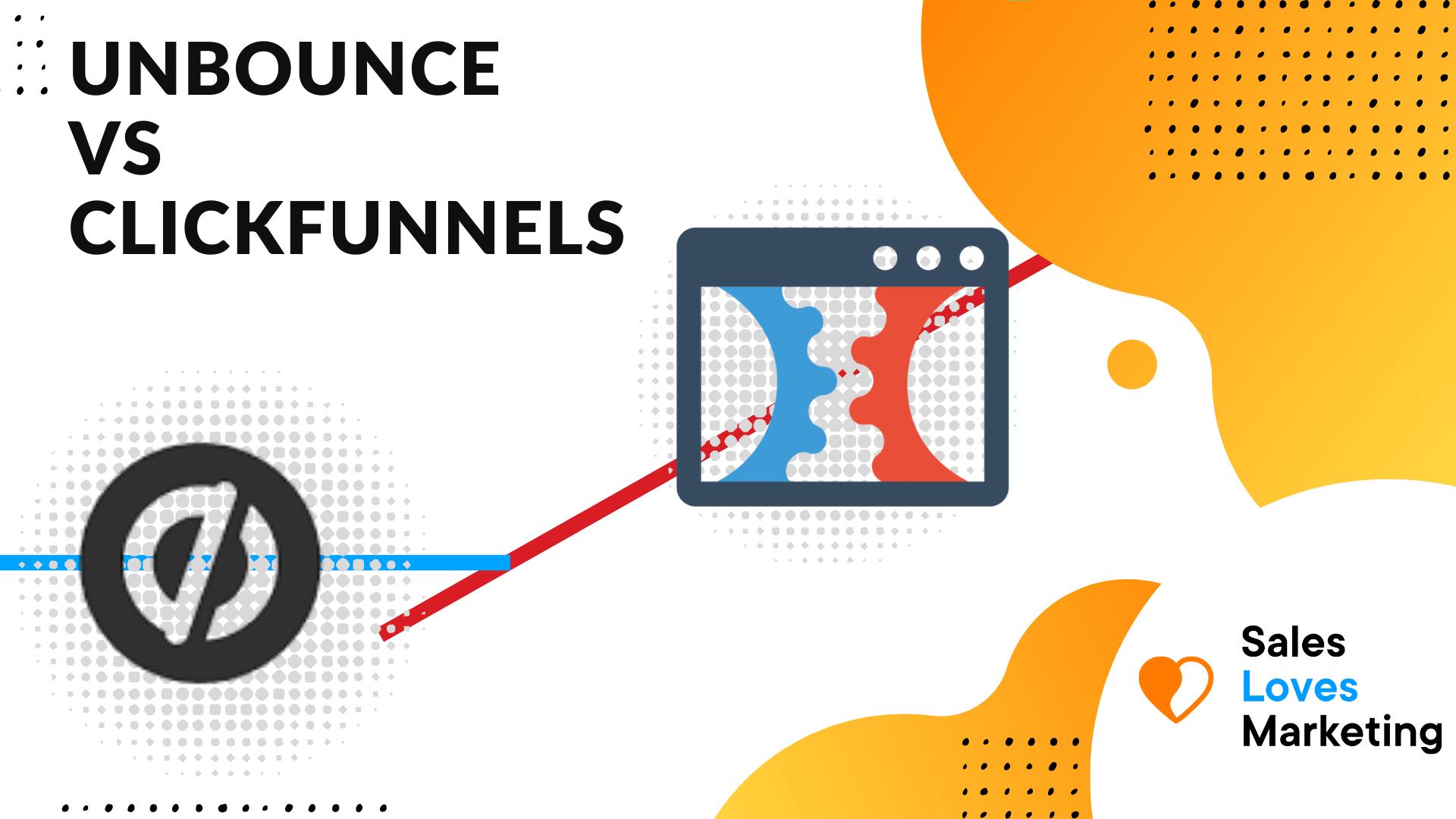 Unbounce vs ClickFunnels