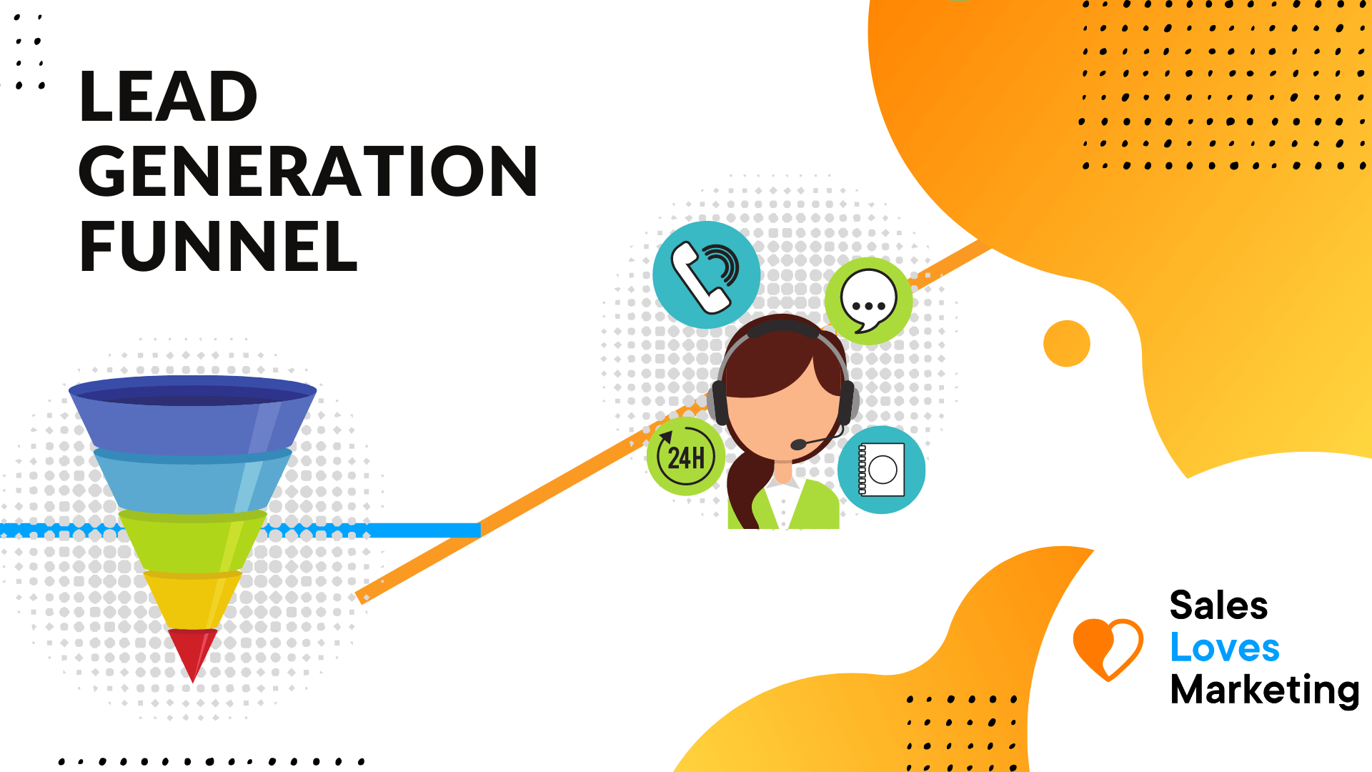 Lead generation funnel explained