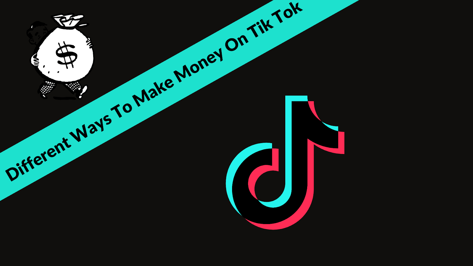 Different ways on how to make money with TikTok as a Creator