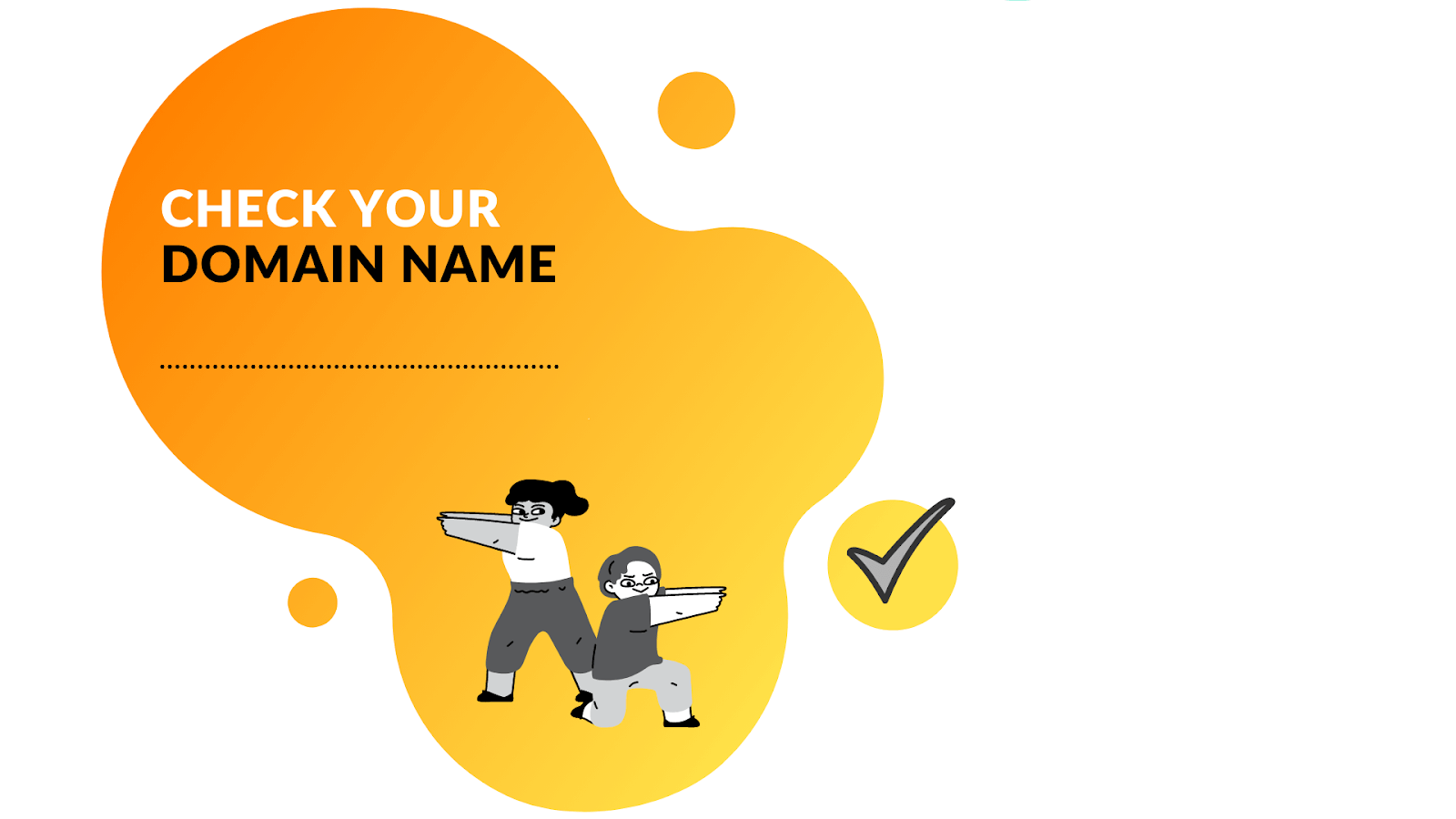 Make sure you check your domain properly before making a decision