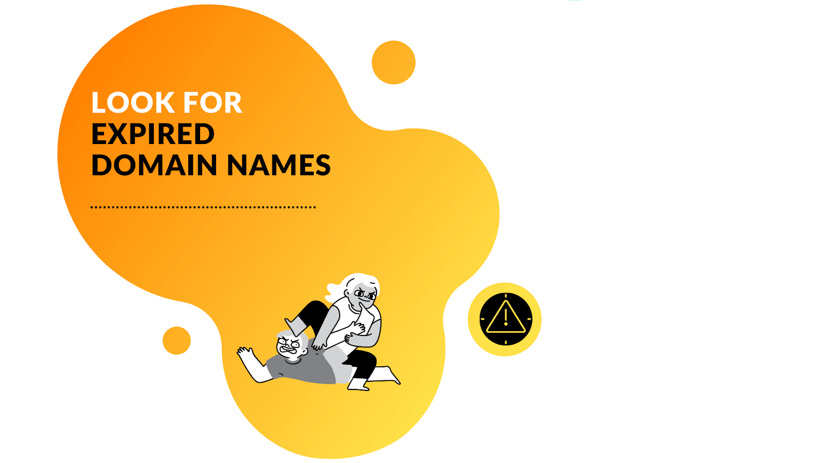 When starting a new business, check for expired domains to get a head start