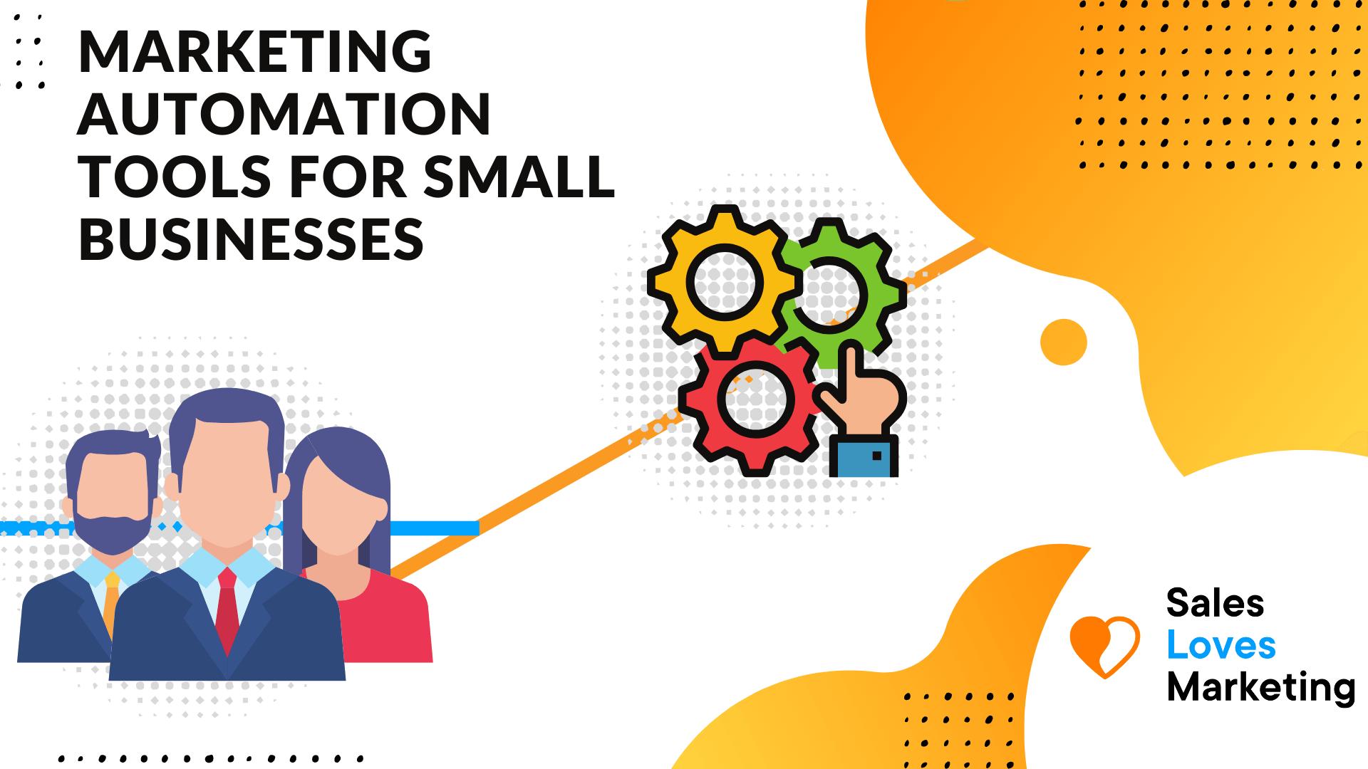 marketing automation tools for small businesses