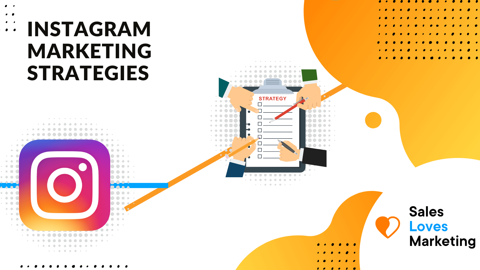 How to drive traffic to your website via Instagram, learn more about instagram marketing strategies