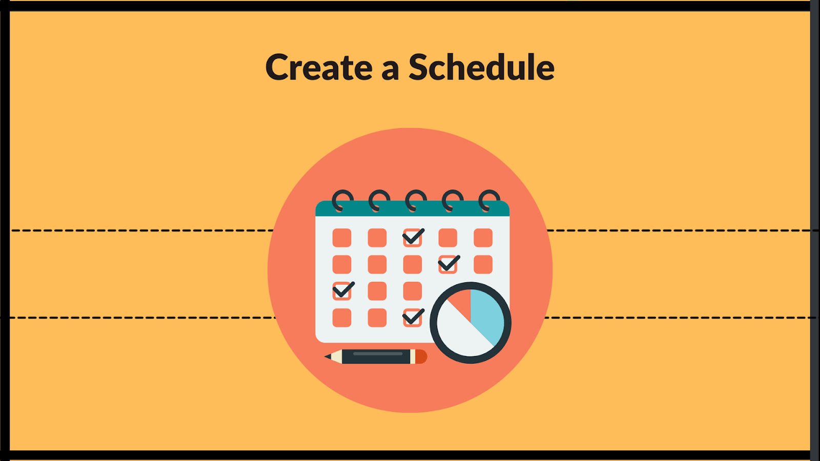 create a schedule to become more productive as an entrepreneur