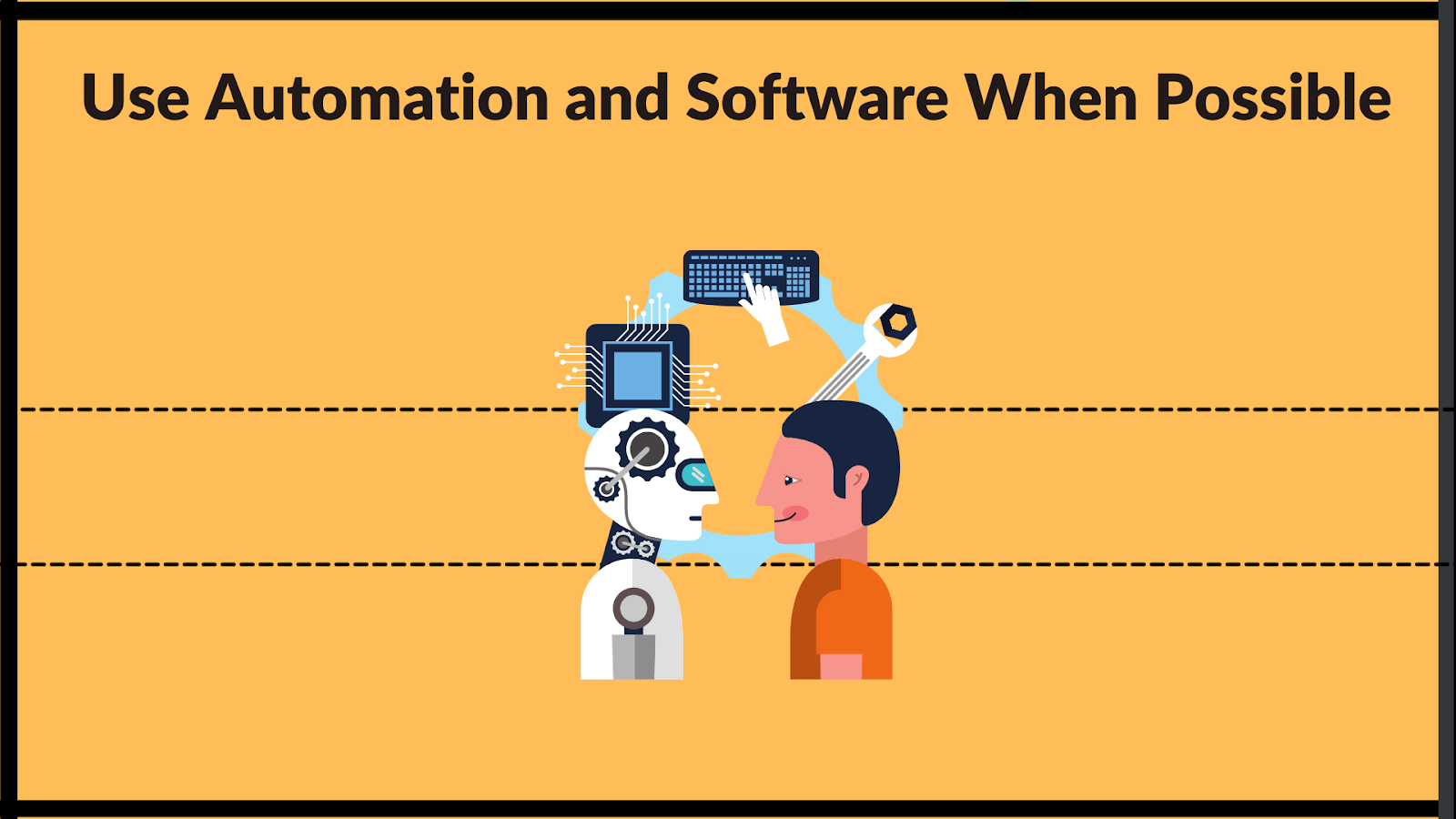Use automation software to become more productive