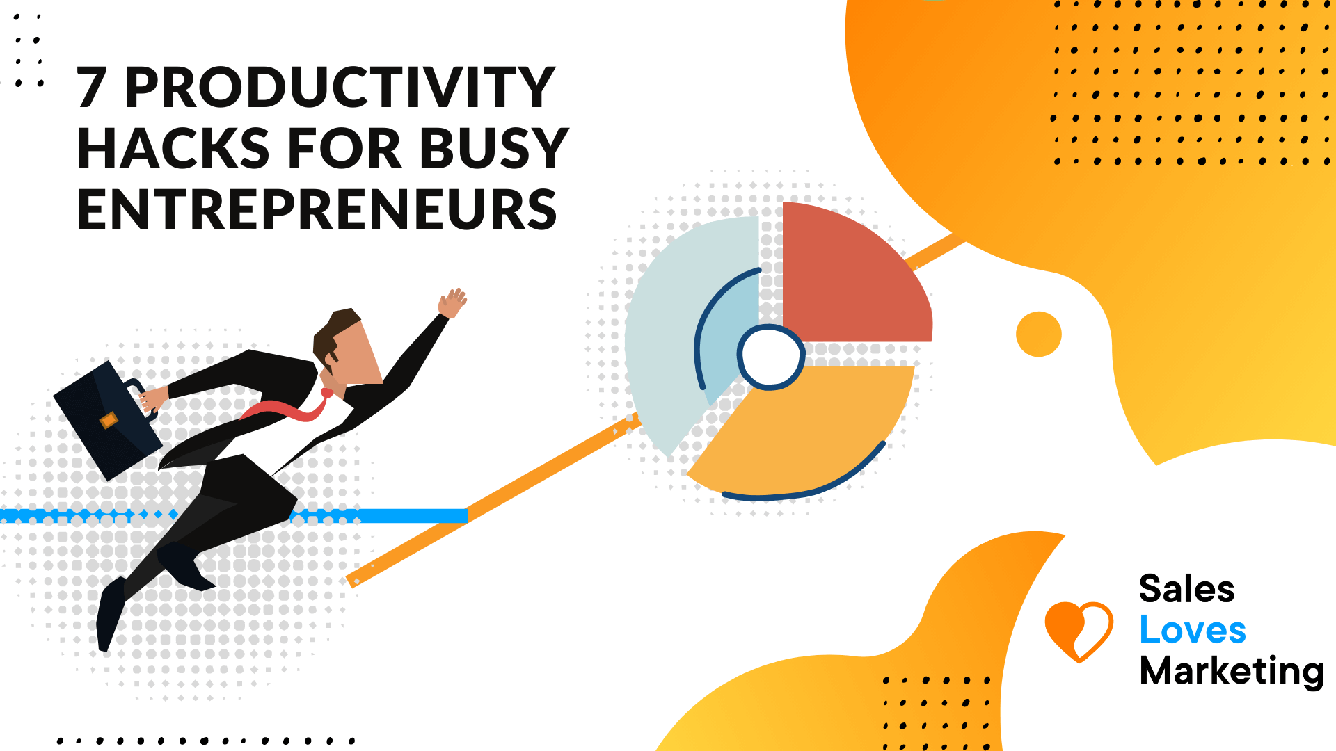 How to stay productive as an entrepreneur