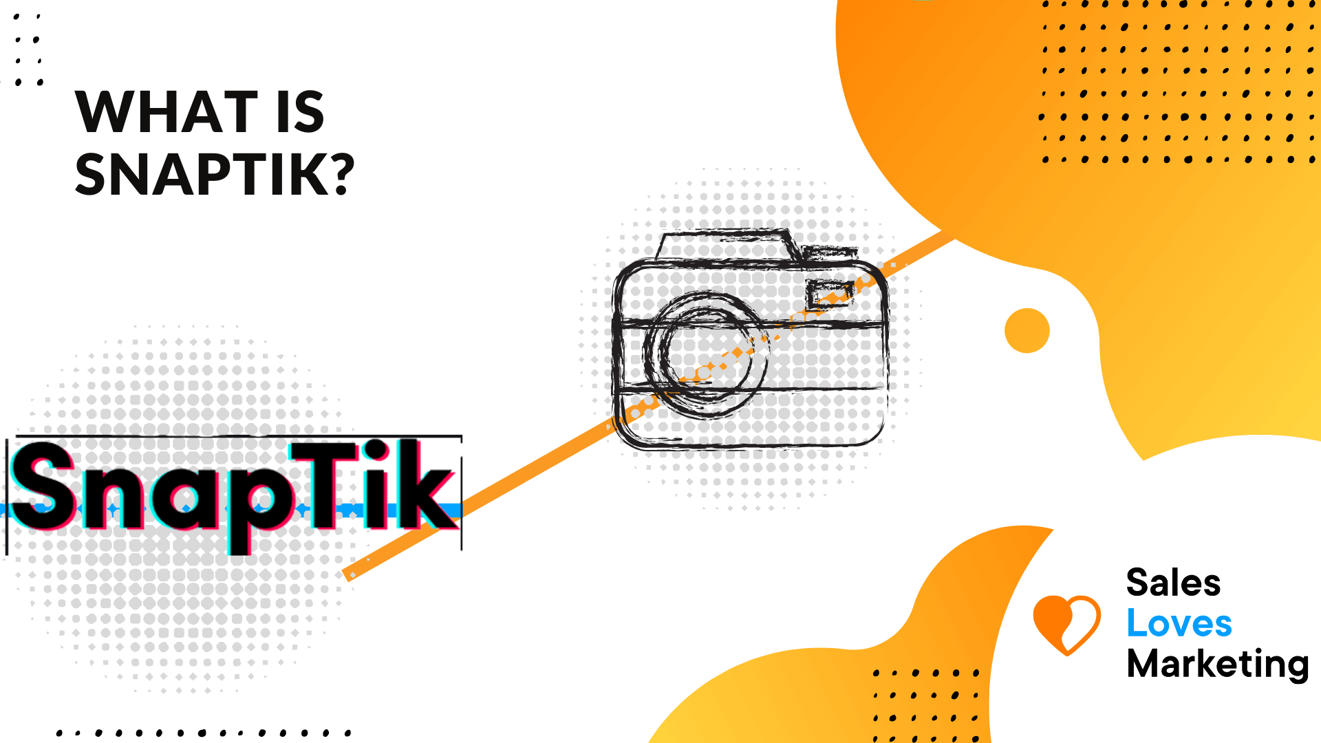 what and how to use snaptik for tiktok