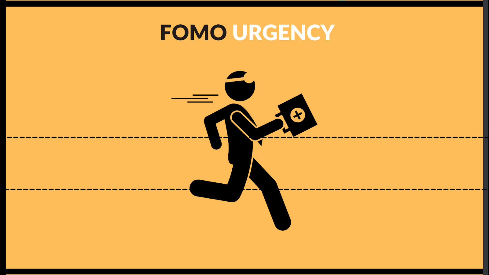 Create fear of missing out urgency in your marketing strategy