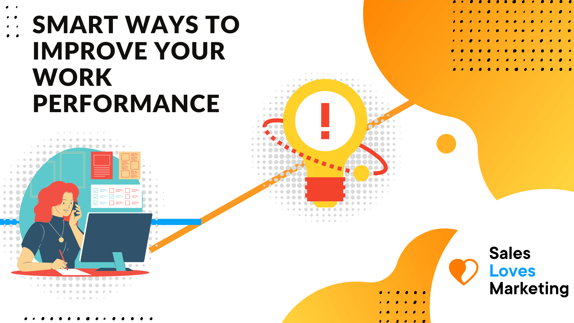 How to improve your work performance with these tips