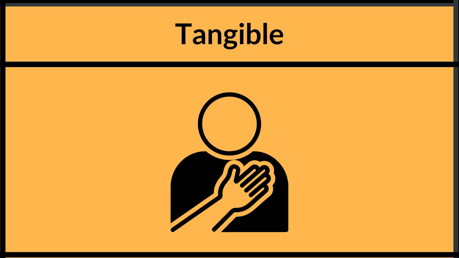 Neuromarketing stimuli; tangible