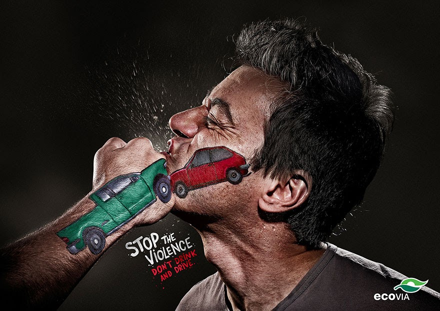 great drinking and driving ad using neuromarketing