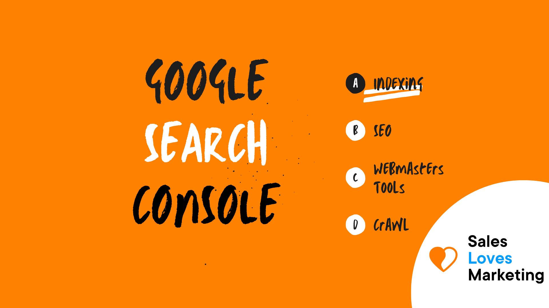 Google Search Console (GSC)