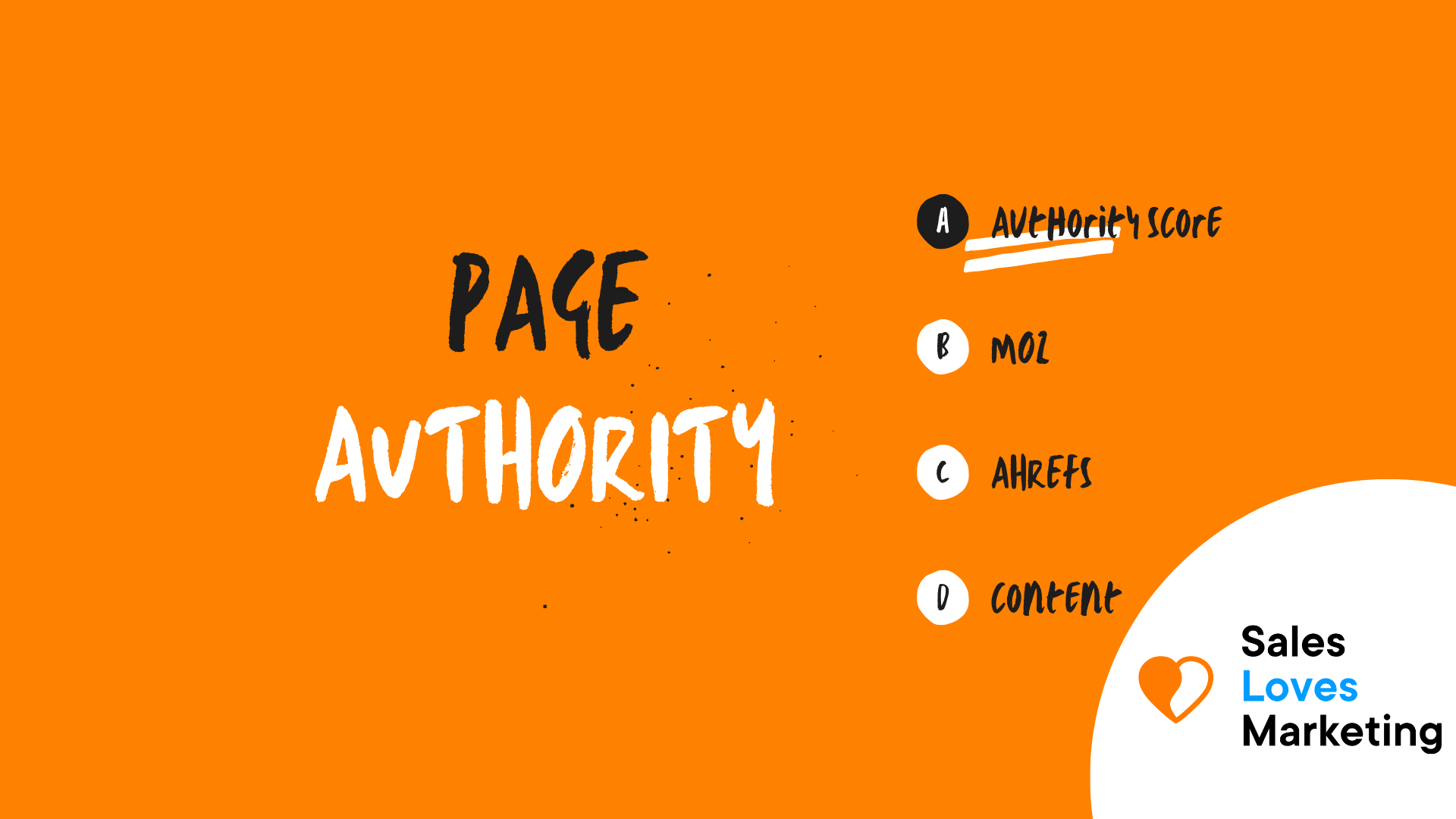 Page Authority (PA)