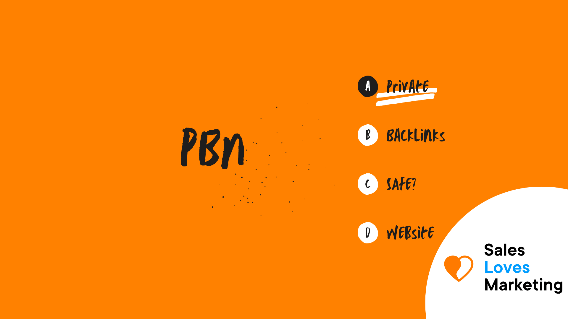 Private Blog Network (PBN)