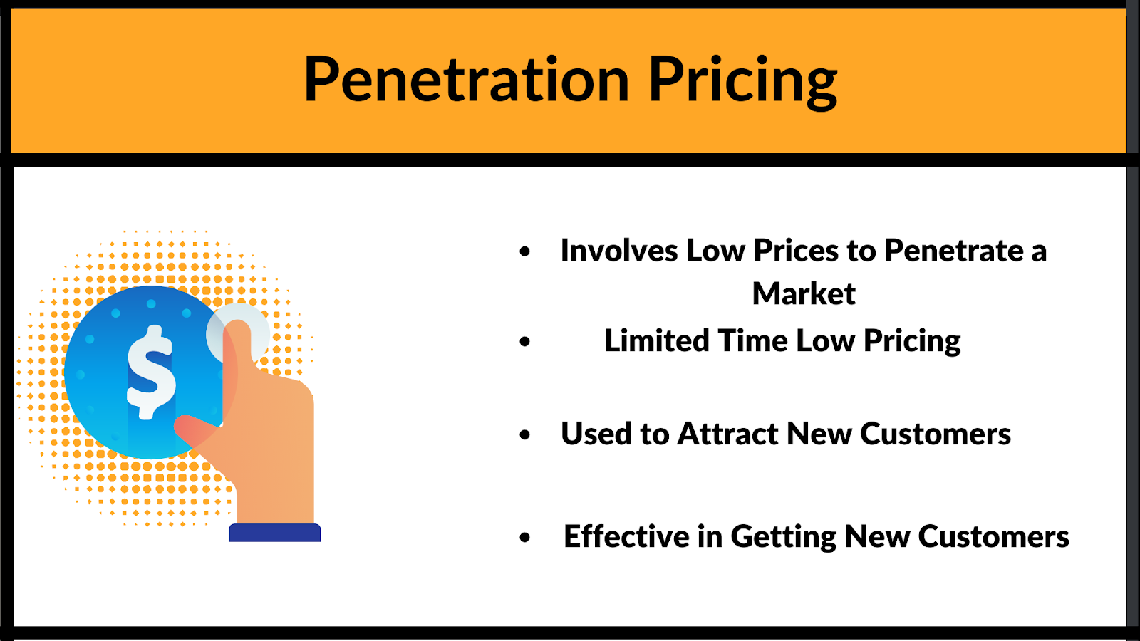 What is Penetration pricing and what are some examples