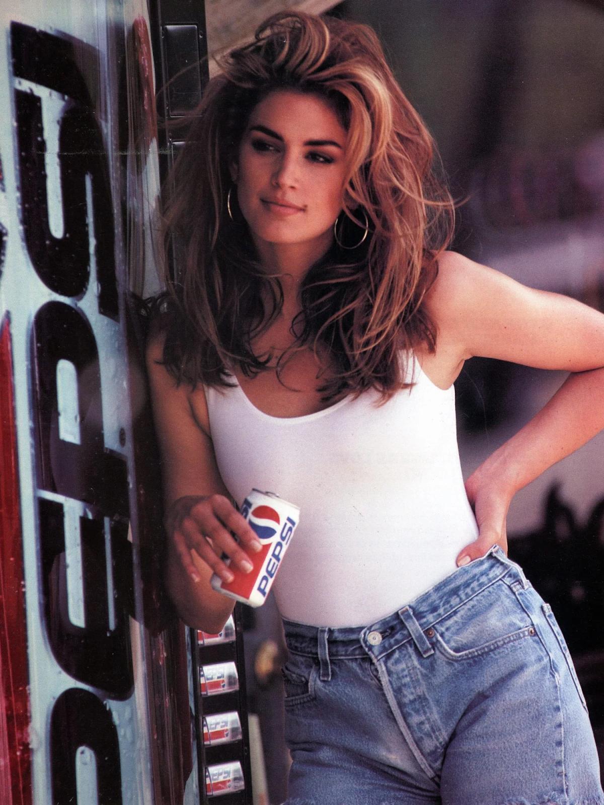 Pepsi commercial around superbowl