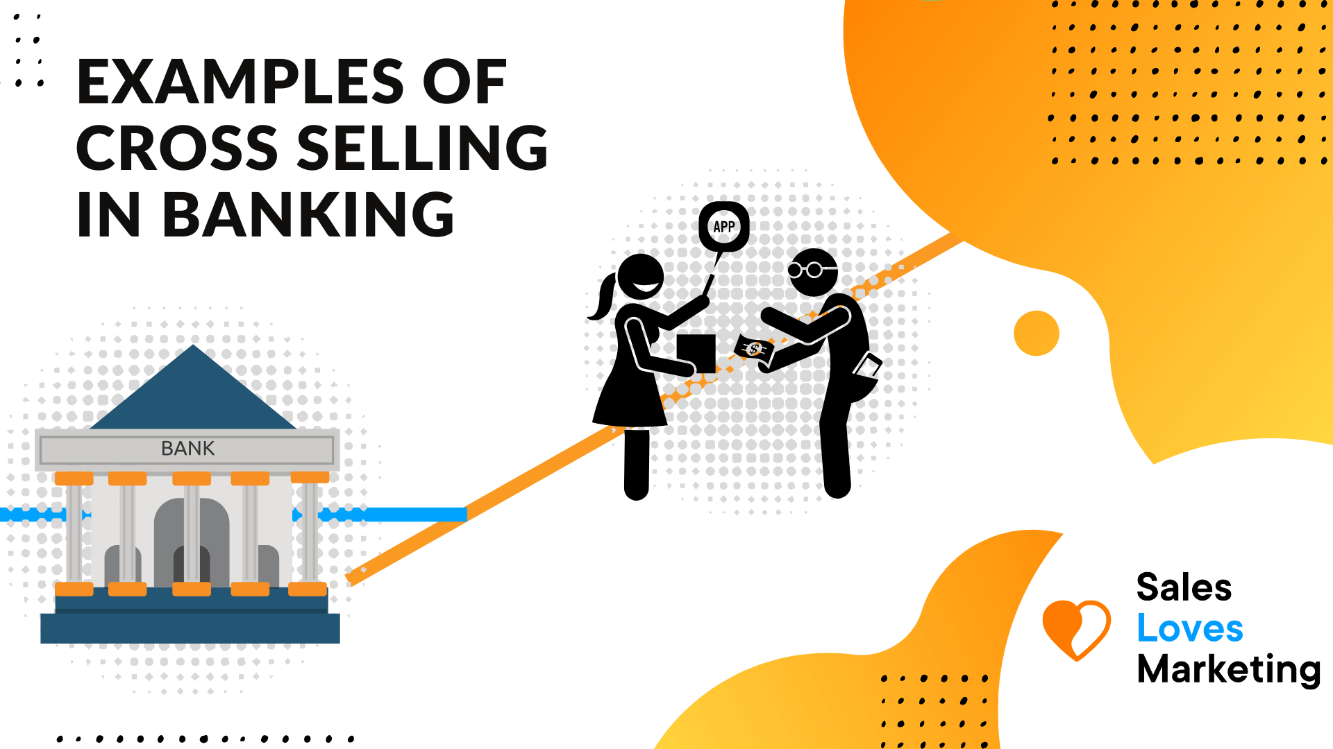 What are examples of cross selling in the banking world, learn how they do it.