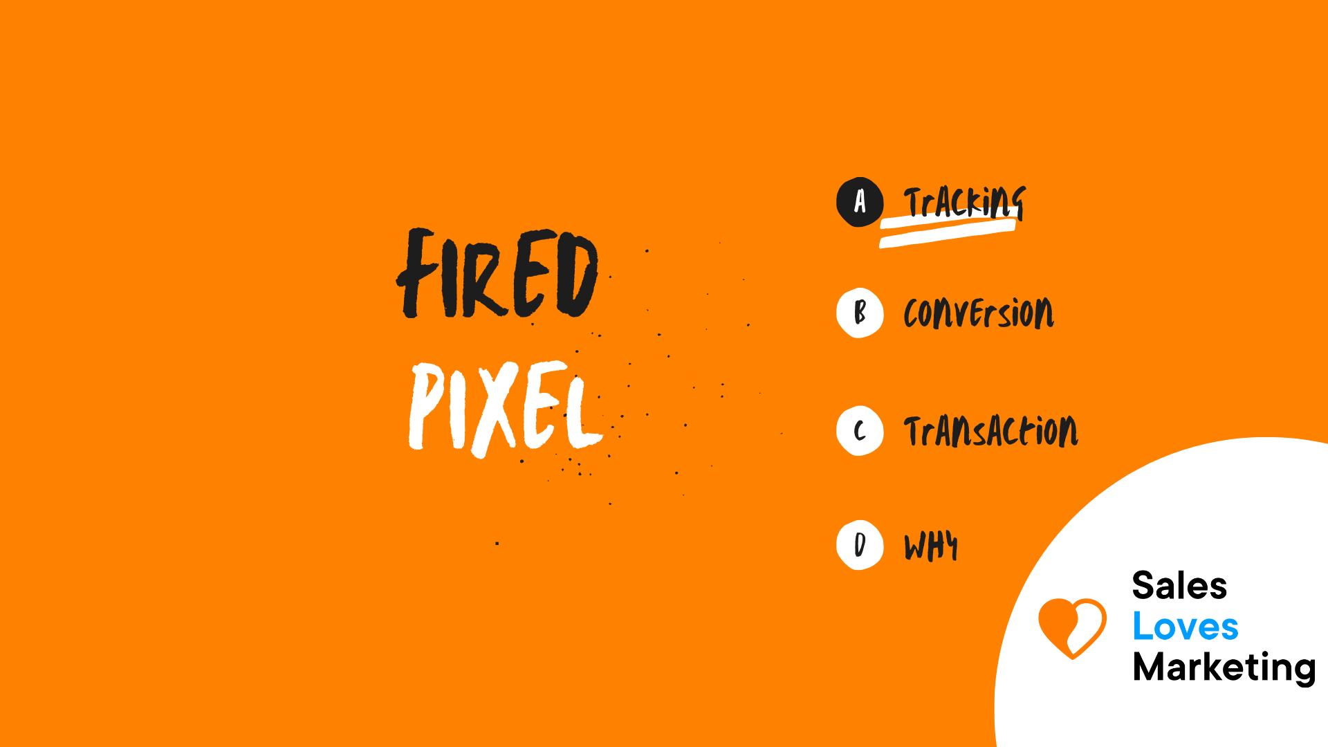 Fired Pixel