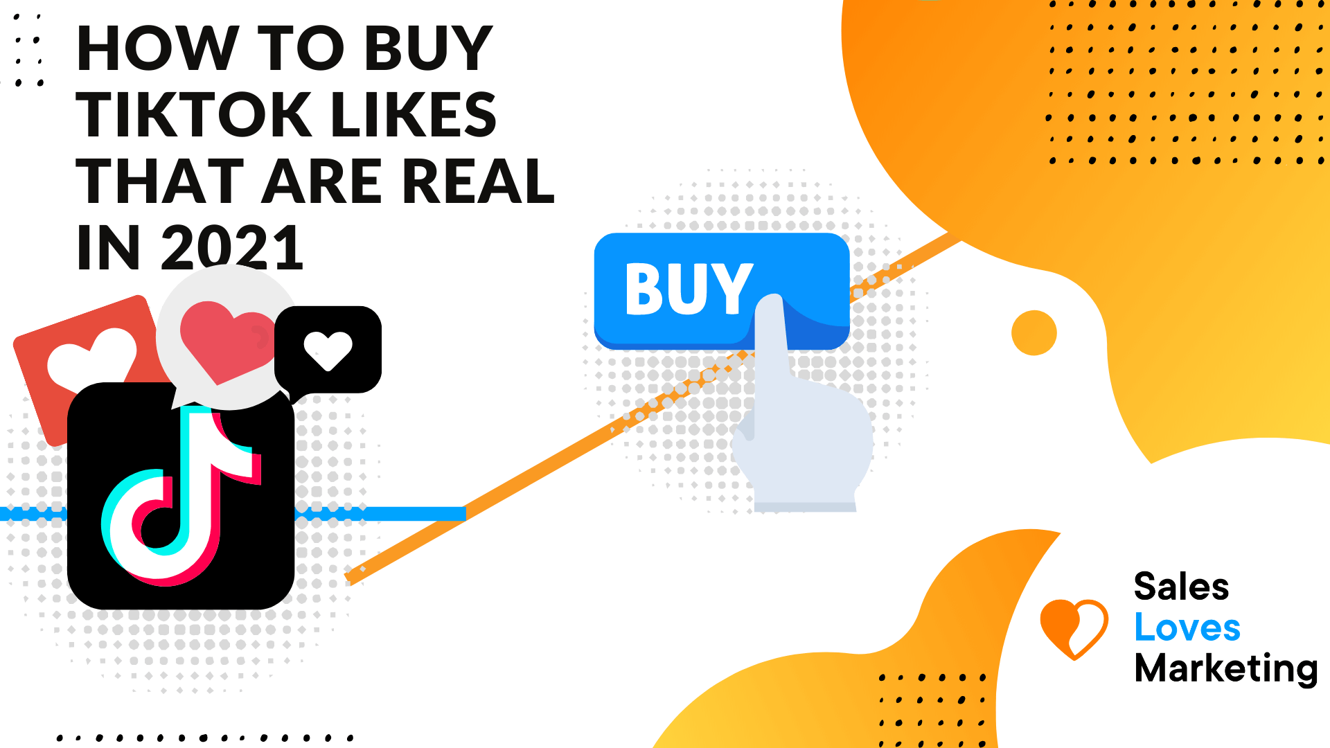 How to buy real tiktok likes to boost your posts
