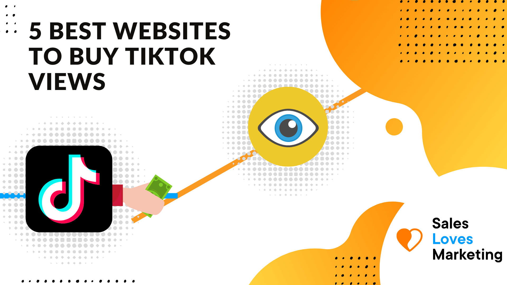 5 best websites to buy tiktok views to go viral on tiktok