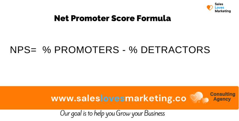 How to calculate NPS, Net Promoter Score Formula explained