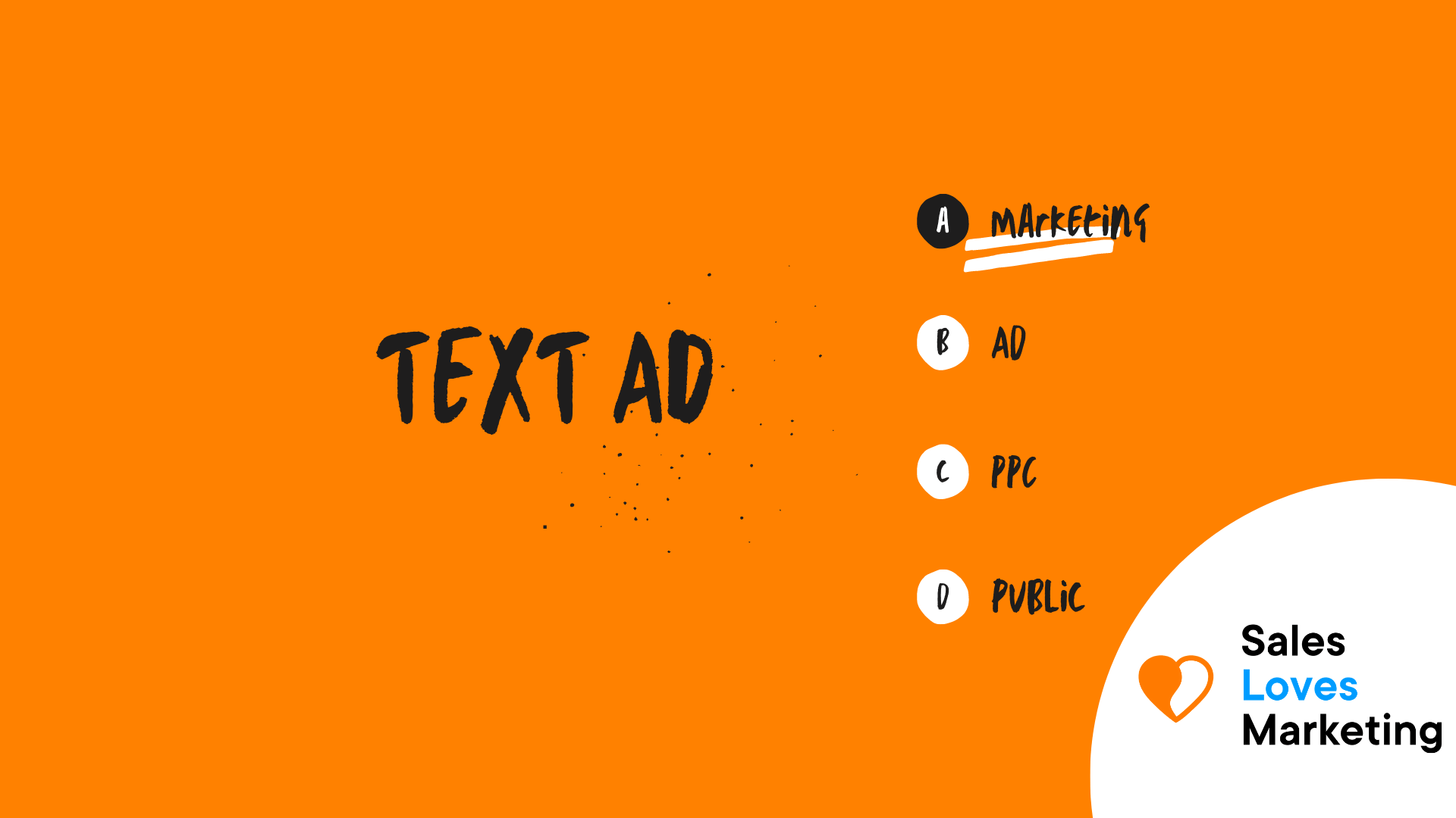 Text Ad