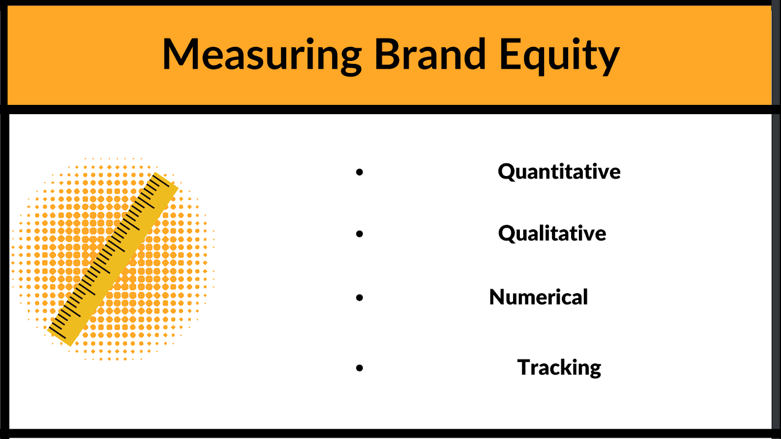 Measuring Brand Equity, what to take in mind?