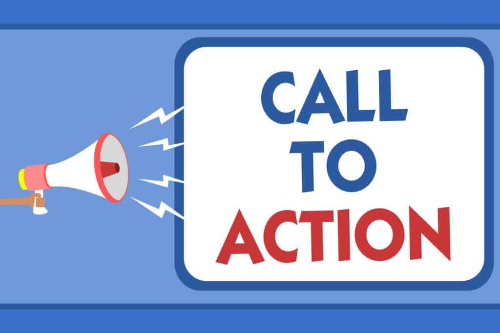 Get a call to action within your salesemails.