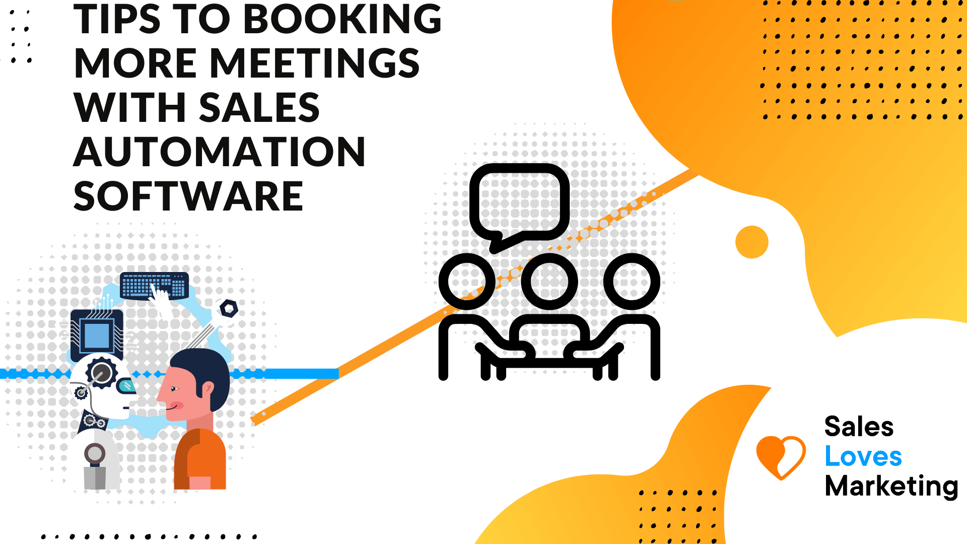 Book more meetings with a sales automation software