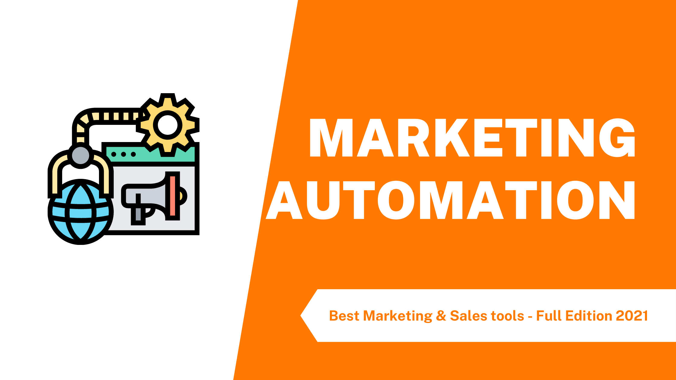 The best marketing automation tools to grow your businesss