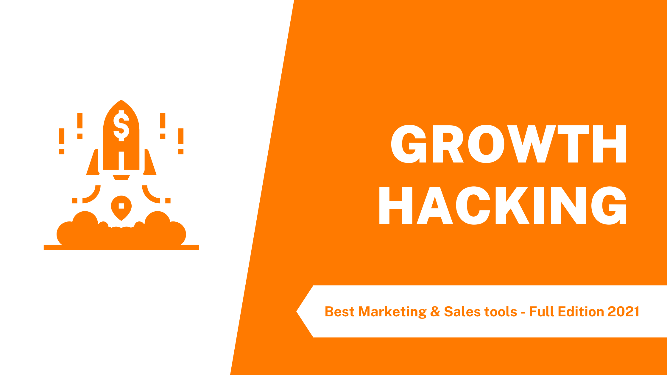 The best growth hacking tools to grow your business