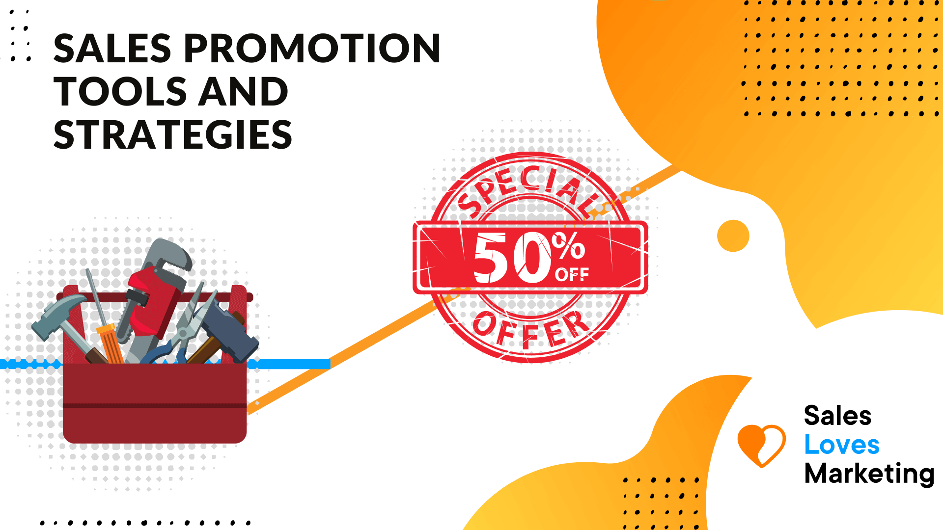 Sales Promotion tools for trade and consumer related products