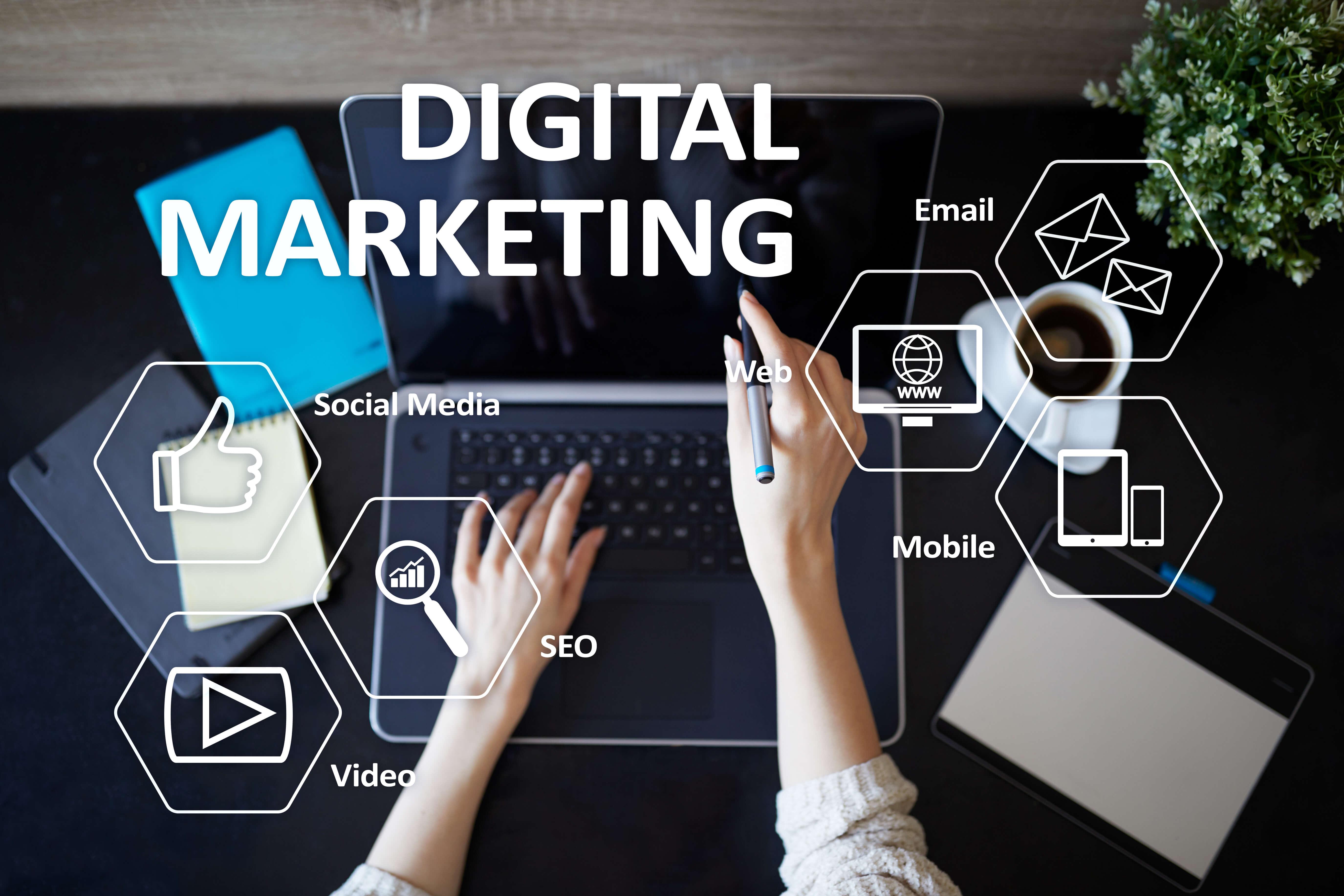 factors of digital marketing