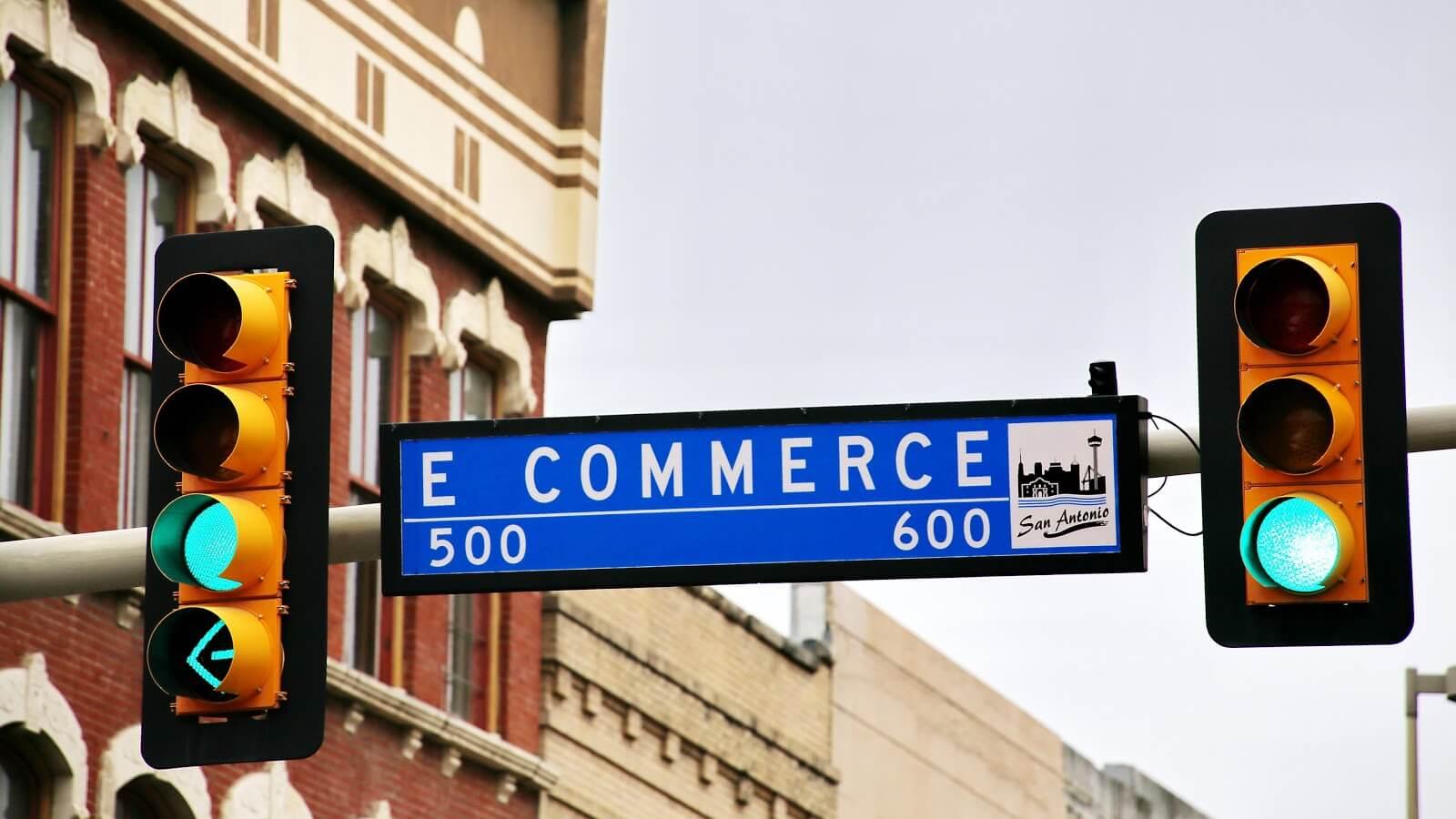 E-commerce street