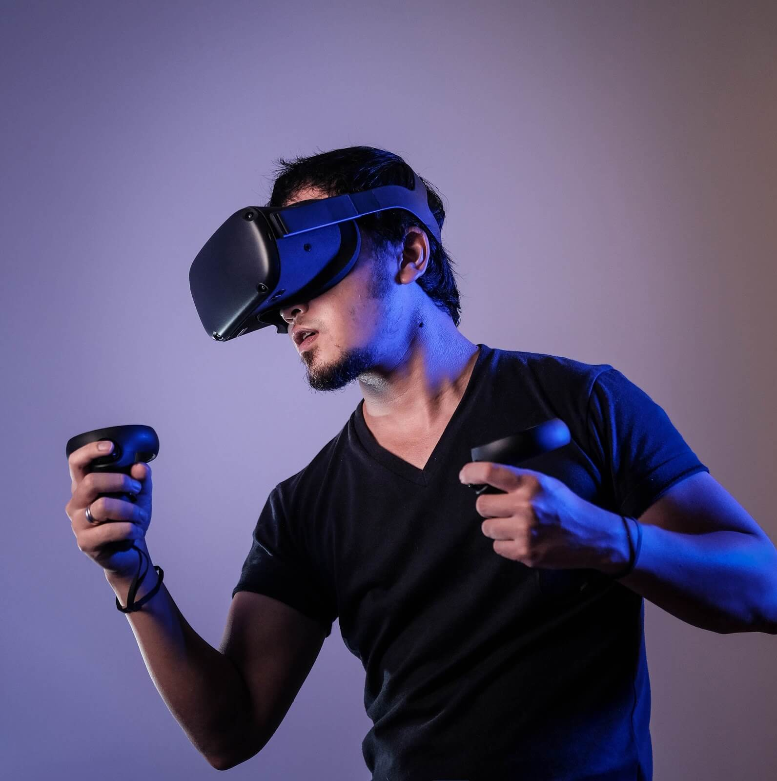visualise products via AR or VR