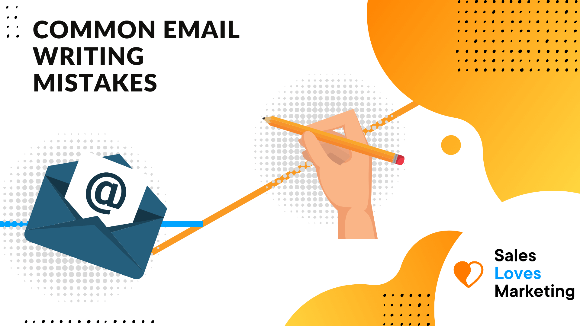 what are the most common writing mistakes in emails