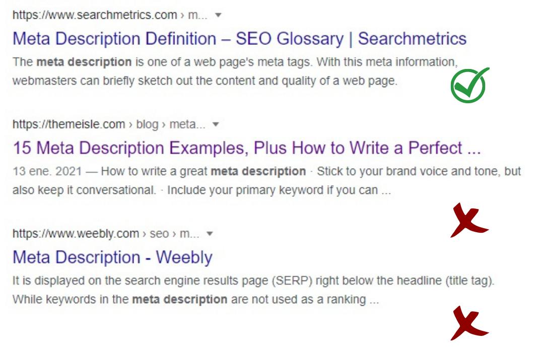 example of good meta description.