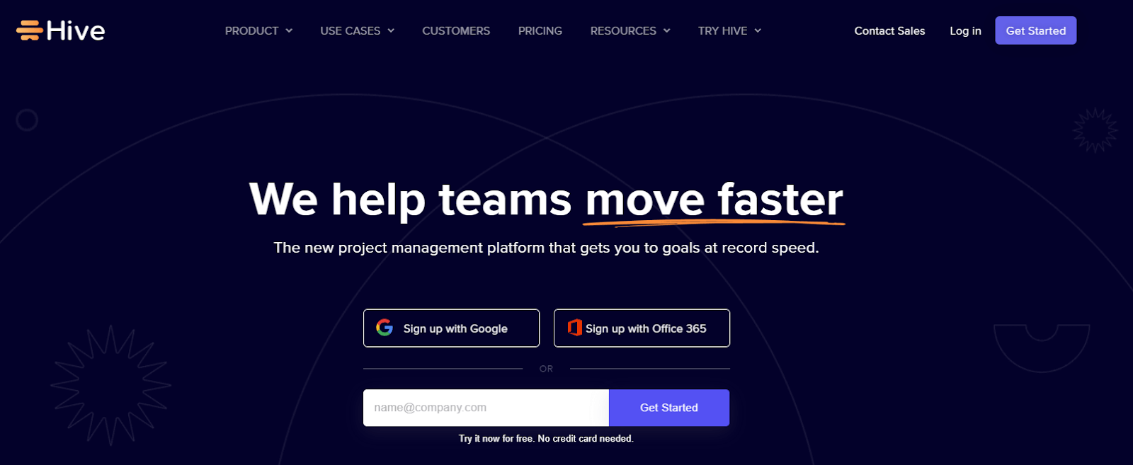 get more productive with the project management tool hive