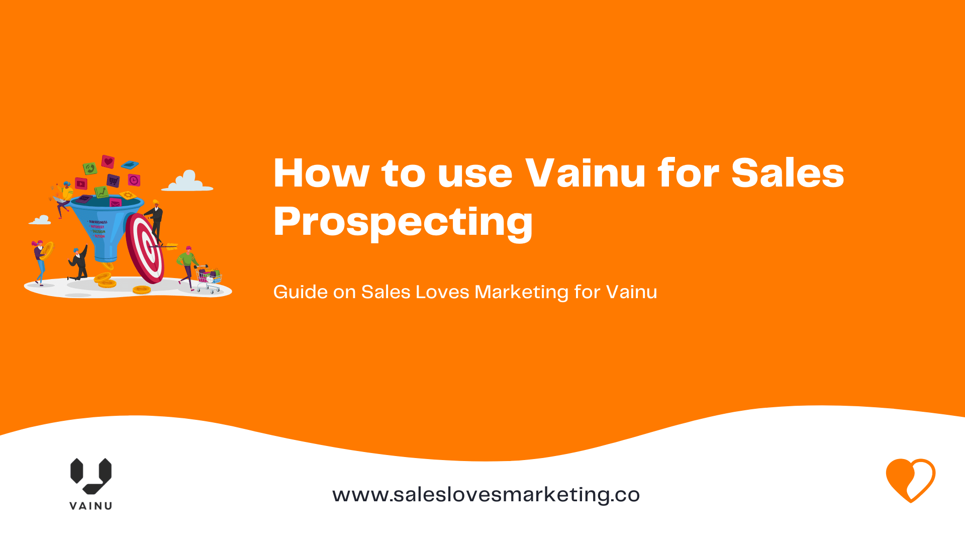 How to use Vainu for sales prospecting