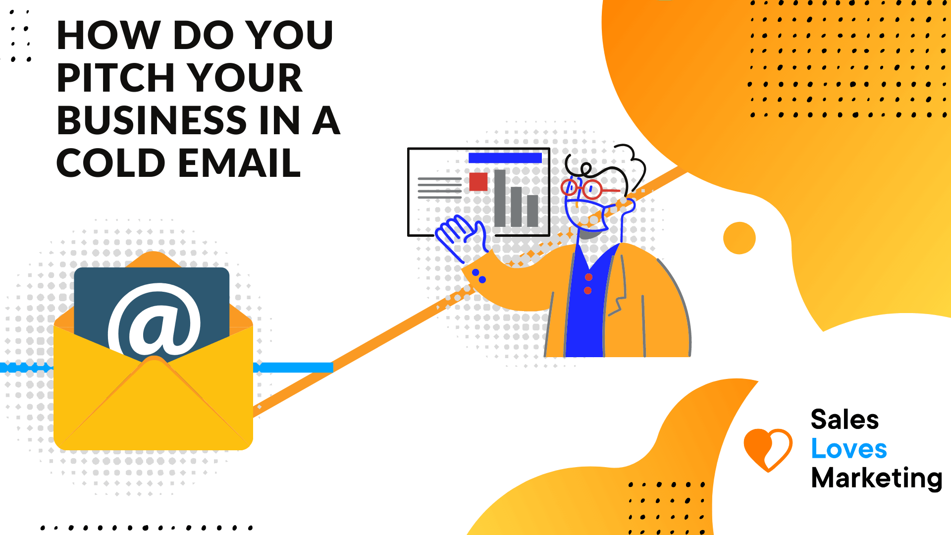 how to you pitch your company in a cold email
