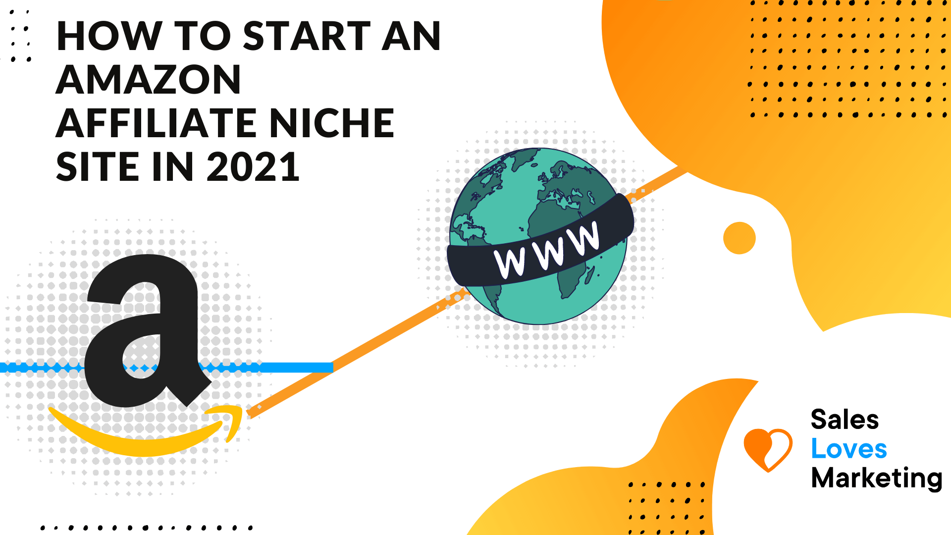 how to start an amazon niche site