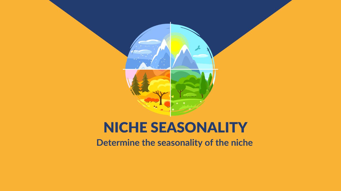 does your amazon affiliate site has niche seasonalatiy