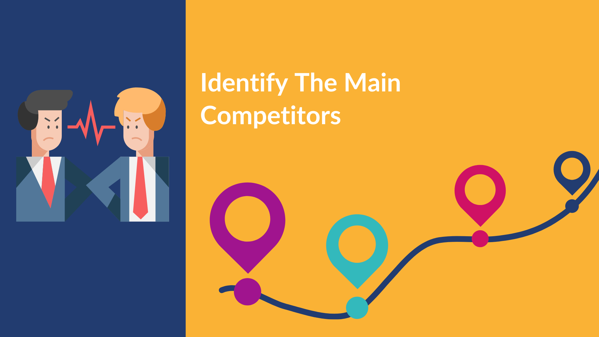who are your main affiliate niche website competitors