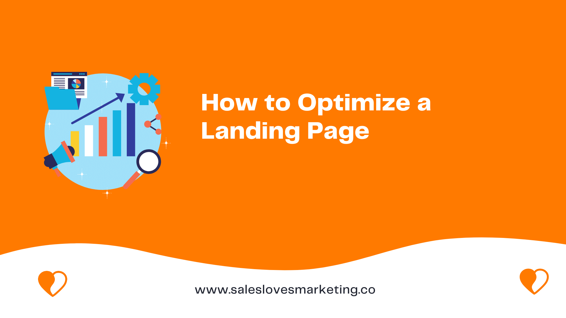 how to optimize a landingpage to get better results