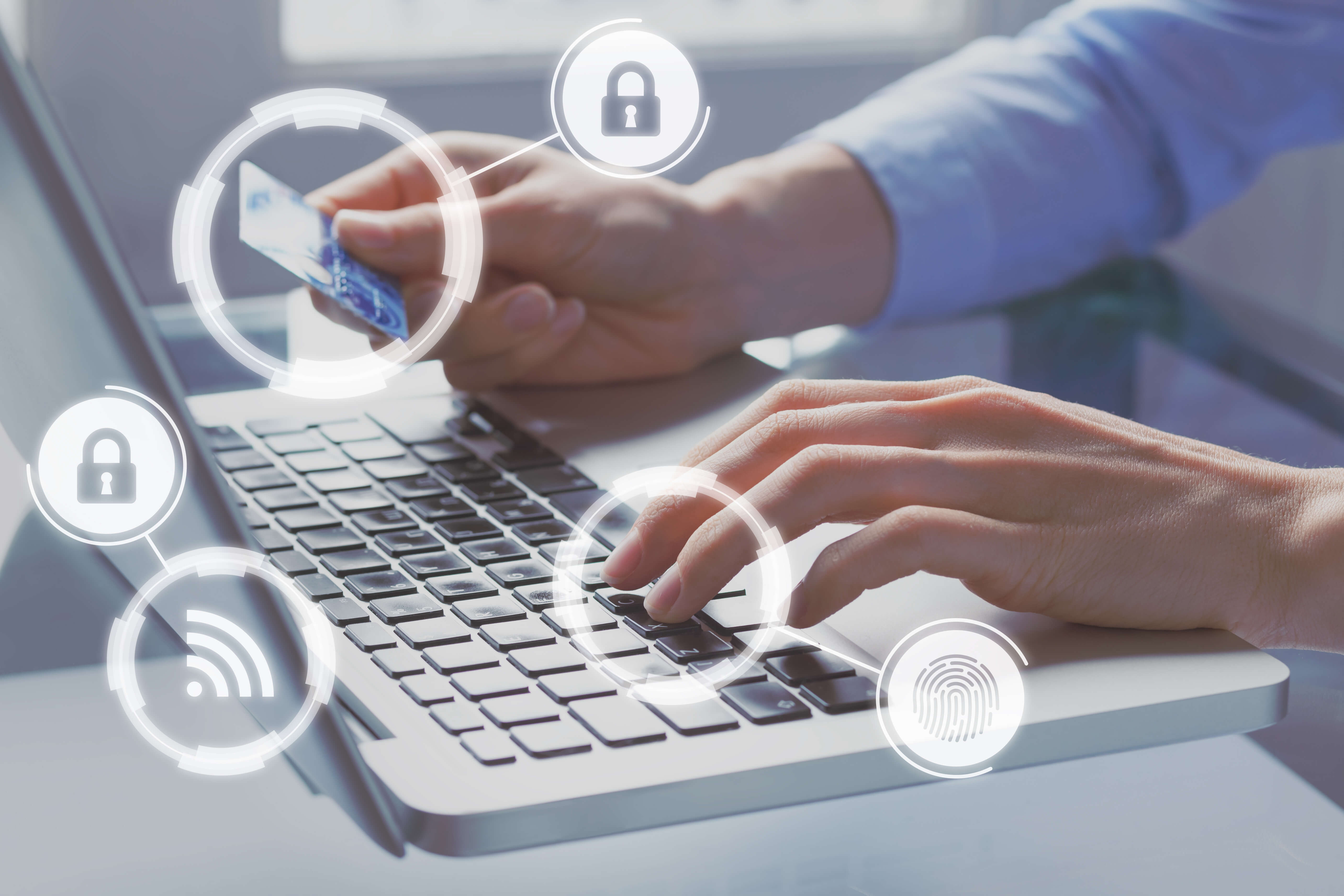 keep online transactions secure