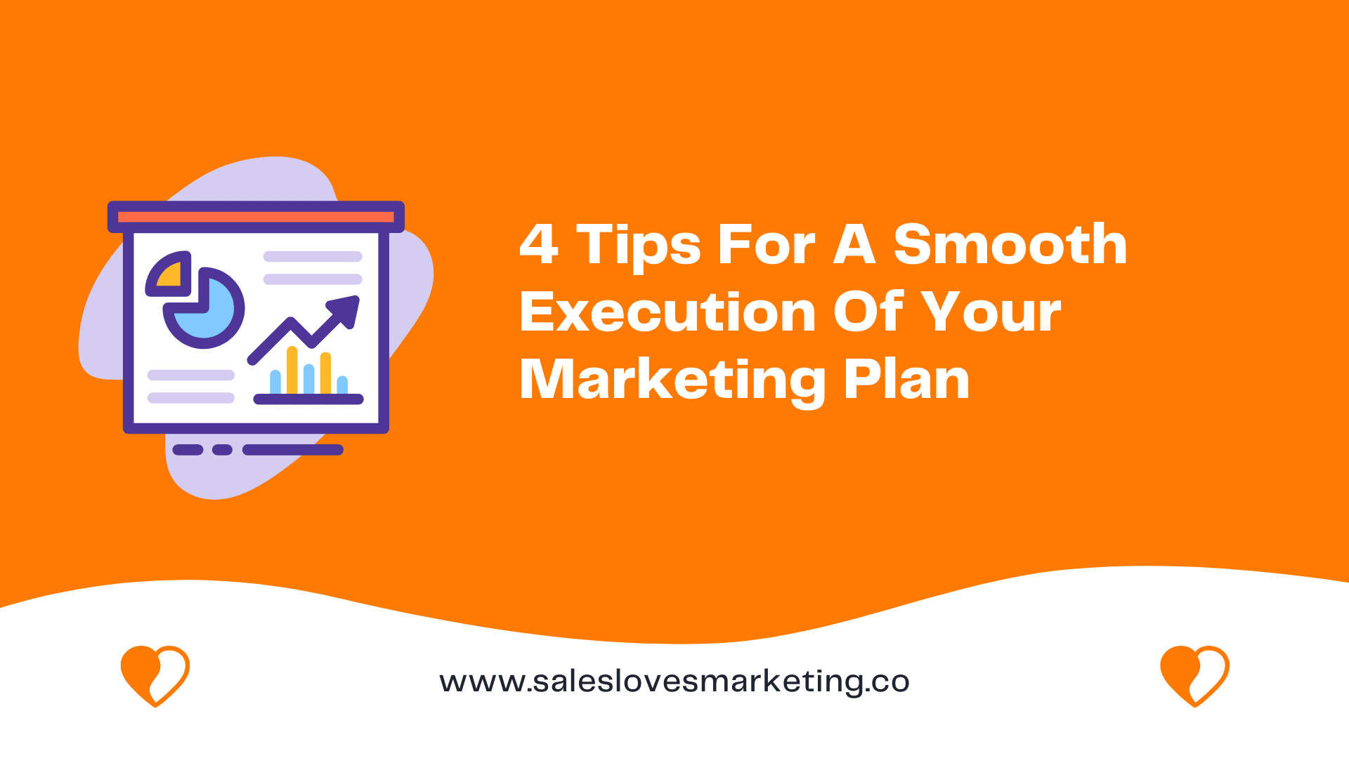 Tips on making sure the execution of your marketing plan goes as smooth as possible.