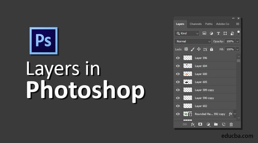 Layers in Photoshop | Learn How to Create Layers in Photoshop?